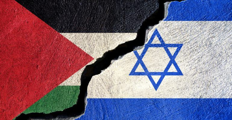 israel-palistinian